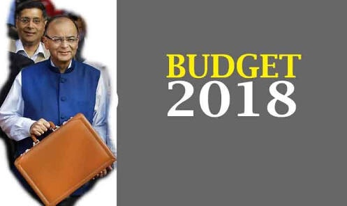 Budget 2018 Arnab Mitra